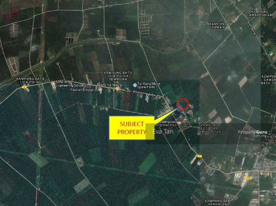 Pontian Pekan Nanas Industry Land for Sale  127587427