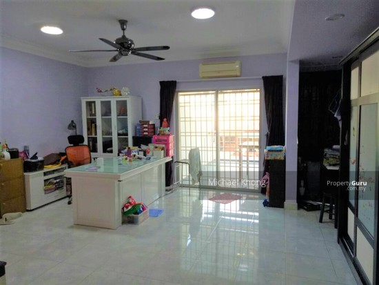 VILLA MAS 1, Kipark Sri Utara,  Townhouse for SALE, Jalan Ipoh near to Taman Wahyu KTM n Tesco   127674472