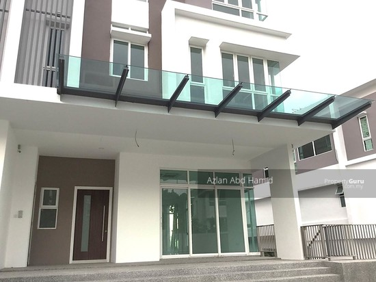 BUMI LOT 3 Storey Semi D The Rafflesia Damansara Perdana  127734507