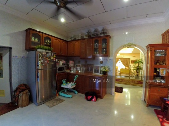 Villa Home Resort Pedas Rembau Kitchen Area 127800784