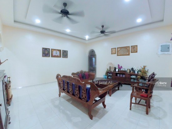 Village Bungalow Segamat Johor Main Living Hall 128028024