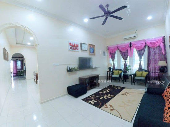 Village Bungalow Segamat Johor Family Living Area next to Main Guest Hall 128028029