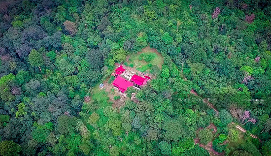 Hill resort surrounded by nature (RM70psf)  127953312
