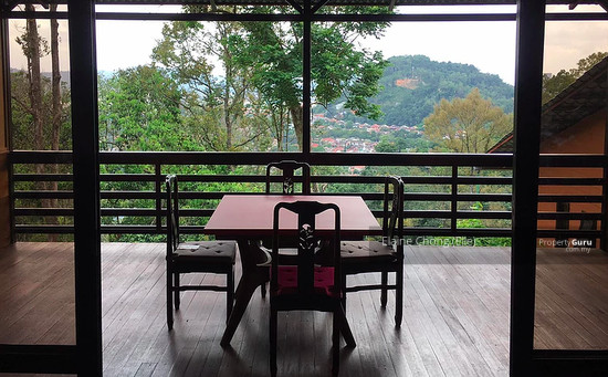 Hill resort surrounded by nature (RM70psf)  127953321