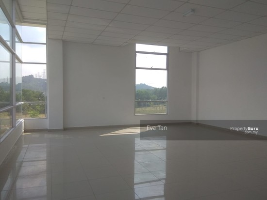 Iskandar Puteri Tiong Nam Silc 6, Nusajaya 200 Amp Power Semi-D Factory with 2 Mezz. Office for Rent  128113553