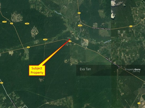 Kota Tinggi 11 Acres Agriculture Land for Sale  128244480