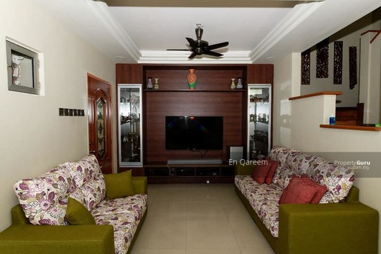 2 Storey END LOT Usj Putra Heights. Noce House and Renovated  128814152