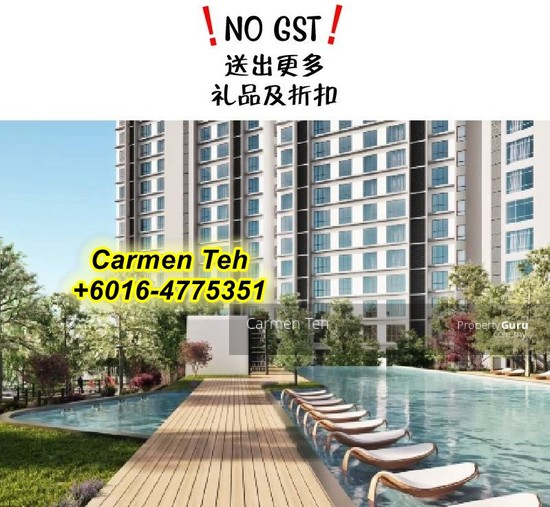 New Luxury Condominium @ Batu Kawan  129193107