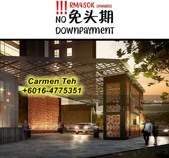 New Luxury Condominium @ Batu Kawan  129193116