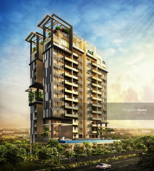 [Best Deal] Pre-Launch, Free Furnished condo ,Near ktm mrt  129524563