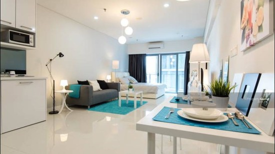 [First 100 Buyers] Free Furnished,Freehold Semi D Concept Condo  129609110