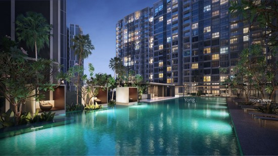 [New Launch] Affodable Price Freehold Condo , Free Furnished +Cash back  129612047