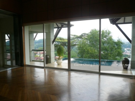 Bangsar Hill - gated, unblocked view  129618674