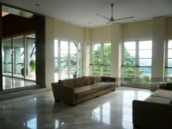 Bangsar Hill - gated, unblocked view  129618688