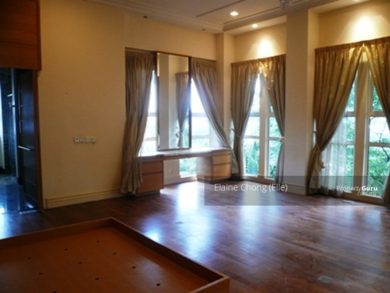 Bangsar Hill - gated, unblocked view  129618691