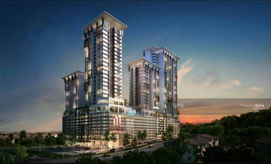 Luxury Condo ,100% Loan + Furnished , , Freehold+ Cash back  129667493
