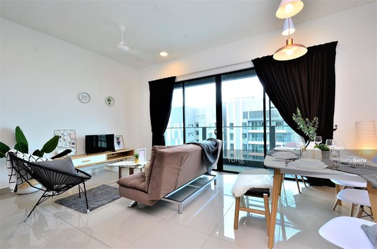 100% Loan , 0% D/P +Free Furnished ,Freehold High-End Condo KL City  134668640