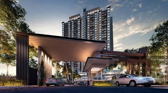 Freehold Luxury Condo SUITABLE FOR OWN STAY & INVESMENT  135316910