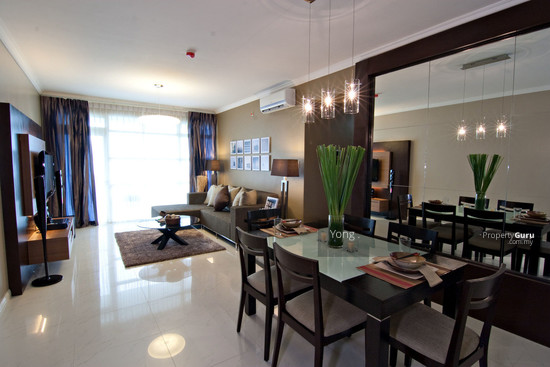 AFFORDABLE PRICE NEW LAUNCH CONDO FREE FURNISHED , FREEHOLD  132031896