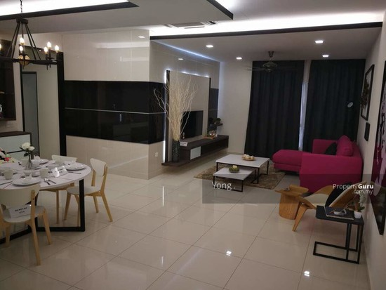 Family Concept Low Desity Condo F/H , E Park Residences  131818205