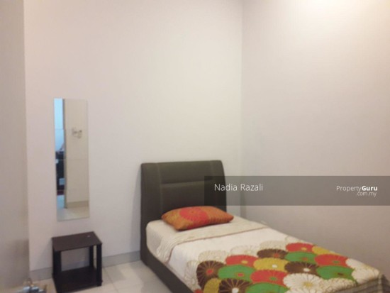 SPACIOUS & FREEHOLD 2-Storey Terrace Intermediate Alam Impian (I&P) Shah Alam  129938216