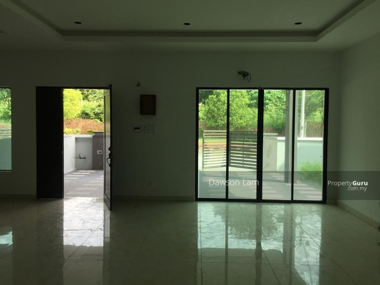Double Storey Cluster Semi Detached House (Guarded & Gated) @Taman Bercham Tropicana, Ipoh  129874632