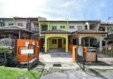 [ NOT FACING OTHER HOUSE ] Double Storey Terrace Taman Mawar 2 Salak Tinggi Sepang - Property For Sale in Malaysia