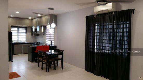 [ END LOT ] Townhouse The Lake Residence Puchong  129976146