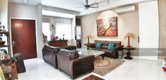 3 Sty Semi D House, The Rafflesia, Damansara Perdana, Damansara  130012785