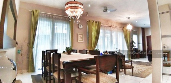 3 Sty Semi D House, The Rafflesia, Damansara Perdana, Damansara  130012791