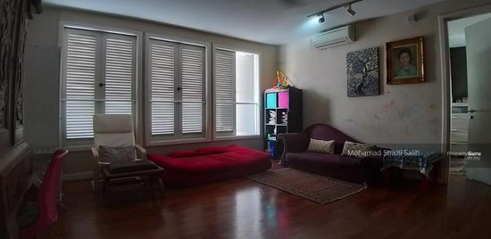 3 Sty Semi D House, The Rafflesia, Damansara Perdana, Damansara  130012800