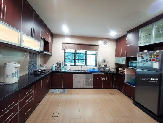 Fully Renovated - 2 STY Superlink Endlot Bandar Bukit Tinggi 2 Bandar Botanic Nearby Aeon Klang  130342387