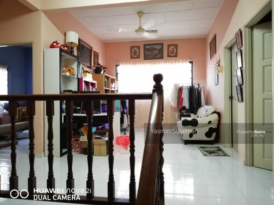 SEMI DETACHED HOUSE TAMAN MELATI, SUNGAI KANTAN, KAJANG, SPACIOUS AND RENOVATED  130450019