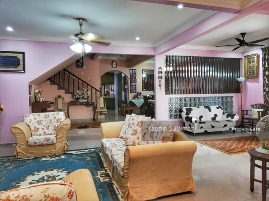 SEMI DETACHED HOUSE TAMAN MELATI, SUNGAI KANTAN, KAJANG, SPACIOUS AND RENOVATED  130450026