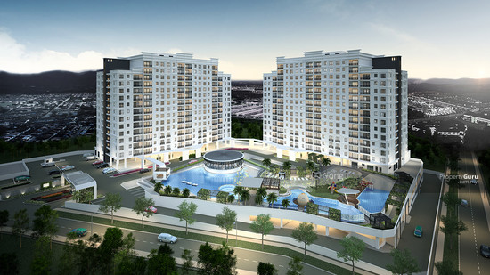 0% D/P , FREEHOLD , Low Density Peaceful Condo +Free Furnished  132758406