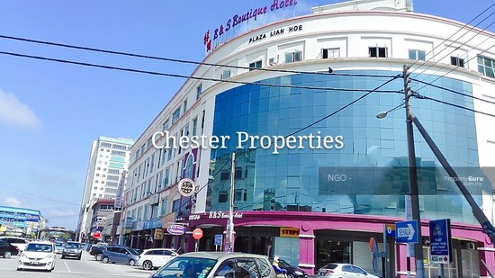 Ground Floor Shop Unit With Tenancy   Lian Hoe Plaza Jalan Abu Bakar  Batu Pahat  130481807