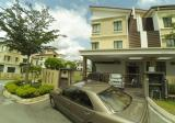 [FULLY FURNISHED] 3 Storey Semi Detached Corner Lot Taman Tropika 2 Bangi - Property For Sale in Malaysia