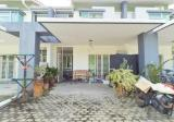 [FREEHOLD] Double Storey Terrace Laman Orkid (Medina 2) Nilai Impian - Property For Sale in Singapore