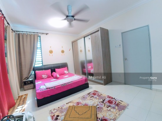 Taman Kasa Heights Alor Gajah Melaka Kasa Heights Master Bedroom with Balcony 130732510