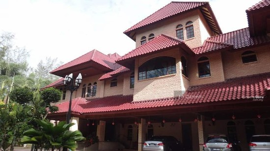 Bungalow Mewah Country Heights Kajang with Swimming Pool  130760644