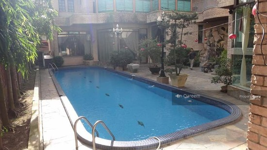 Bungalow Mewah Country Heights Kajang with Swimming Pool  130760648