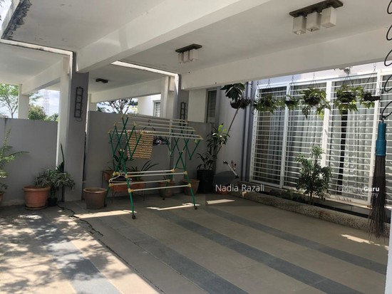 RENOVATED 2-Storey Terrace House Intermediate (Type Spira), Alam Impian, Shah Alam  130976184