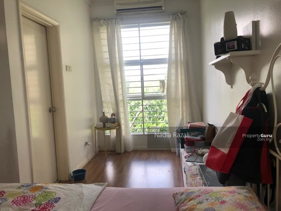 RENOVATED 2-Storey Terrace House Intermediate (Type Spira), Alam Impian, Shah Alam  130976185