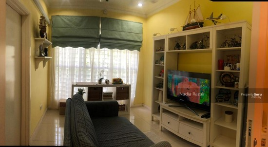 RENOVATED 2-Storey Terrace House Intermediate (Type Spira), Alam Impian, Shah Alam  130976202