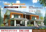 2 Storey Semi D Taman Senggarang Mewah Senggarang Batu Pahat - Property For Sale in Singapore