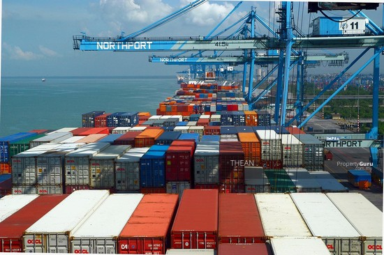 NORTH PORT BANDAR SULTAN SULEIMAN PORT KLANG WAREHOUSE WEST PORT PULAU INDAH KAPAR MERU TELOK GONG  131413403