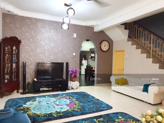 FREEHOLD 2 STOREY TERRACE AT SG BULOH  131497609