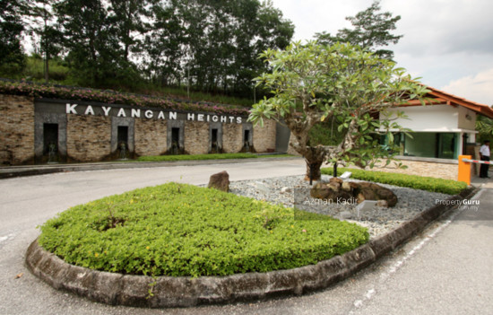 Kayangan Heights Gated & guarded 138168335