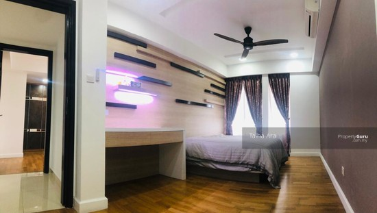 FULLY FURNISHED | Tiffani Kiara Condominium (Tiffani by I-Zen) Mont Kiara KL  131835945