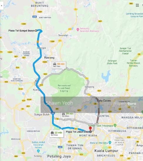 30-min via PLUS highway fr Tg Malim Ind Park to New 2-Storey Factory  132055836